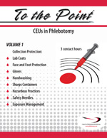 phlebotomy To the Point download image