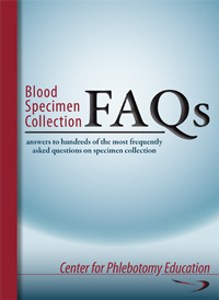 Blood Specimen Collection FAQs